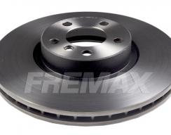 Диск тормозной передний FREMAX