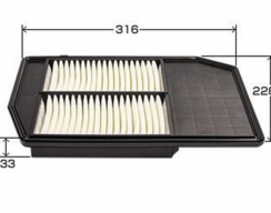 Фильтр воздушный VIC (A8006V)