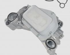Корпус масляного фильтра с теплообменником GM