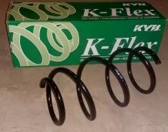Пружина передней подвески KAYABA K-FLEX