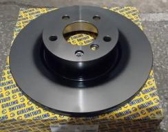 Тормозной диск задний GIRLING