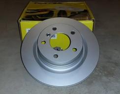 Тормозной диск задний TEXTAR