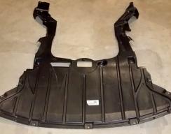 Защита двигателя на BMW X1 (E84)