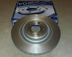 Тормозной диск передний MEYLE
