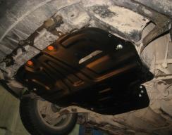 Защита двигателя на VOLKSWAGEN PASSAT B6