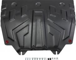 Защита двигателя на MAZDA 3 (BM) / 6 (GJ) / CX-5 / CX-9