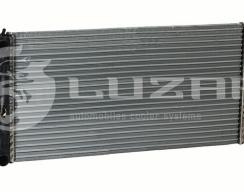 Радиатор охлаждения двигателя LUZAR